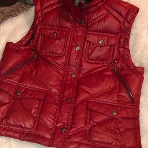 Harley Davidson down filled vest